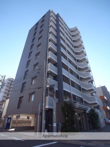 愛知県名古屋市熱田区、神宮前駅徒歩13分の築10年 11階建の賃貸マンション