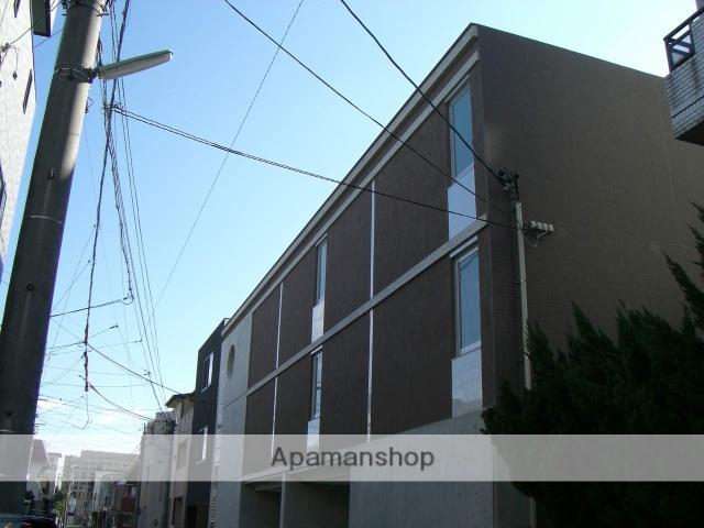 愛知県名古屋市熱田区、東別院駅徒歩17分の築11年 3階建の賃貸マンション