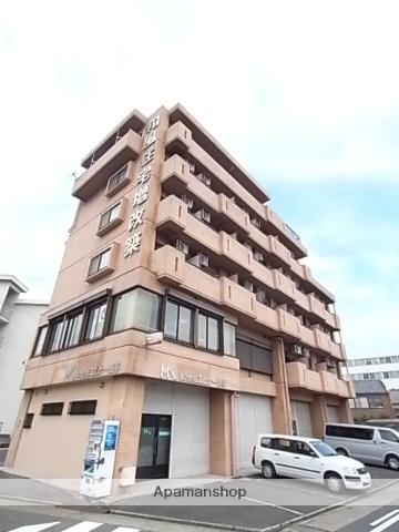 愛知県名古屋市熱田区、熱田駅徒歩14分の築30年 6階建の賃貸マンション
