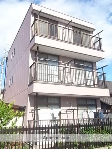 愛知県名古屋市熱田区、神宮西駅徒歩19分の築27年 3階建の賃貸マンション