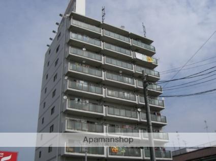 愛知県名古屋市中川区、南荒子駅徒歩18分の築23年 10階建の賃貸マンション