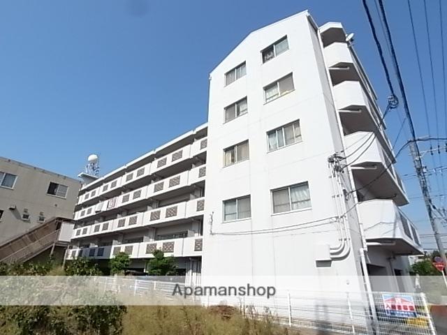 愛知県名古屋市中川区、南荒子駅徒歩4分の築26年 5階建の賃貸マンション