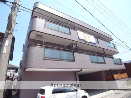 愛知県名古屋市中川区、中島駅徒歩13分の築20年 3階建の賃貸マンション