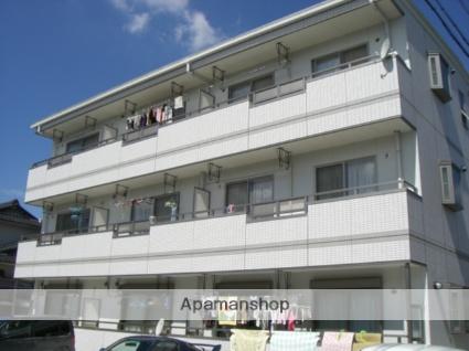 愛知県名古屋市中川区、中島駅徒歩20分の築10年 3階建の賃貸マンション