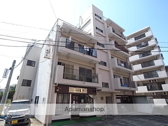 愛知県名古屋市熱田区、日比野駅徒歩11分の築42年 5階建の賃貸マンション