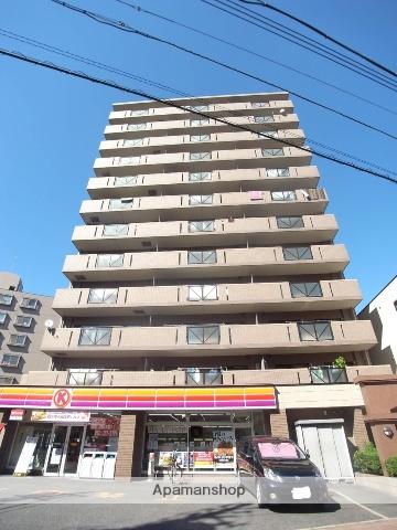 愛知県名古屋市中区、鶴舞駅徒歩12分の築18年 12階建の賃貸マンション