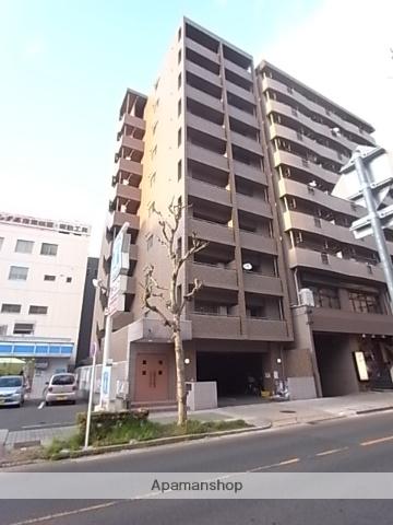 愛知県名古屋市中区、矢場町駅徒歩14分の築10年 10階建の賃貸マンション
