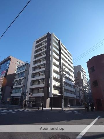 愛知県名古屋市中区、名鉄名古屋駅徒歩12分の築10年 10階建の賃貸マンション