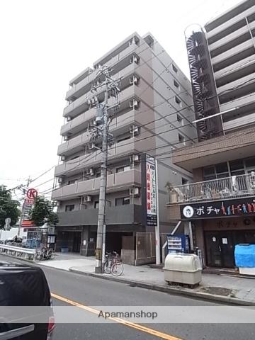 愛知県名古屋市中区、新栄町駅徒歩11分の築12年 9階建の賃貸マンション