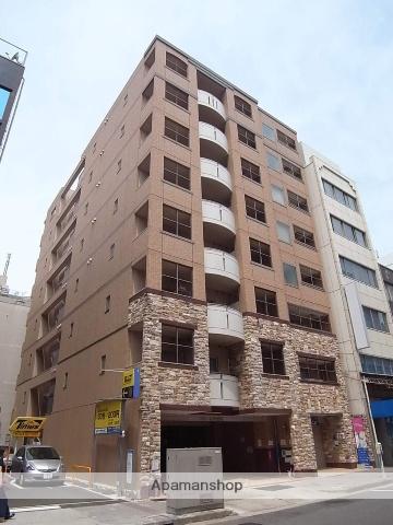 愛知県名古屋市中区、伏見駅徒歩7分の築12年 8階建の賃貸マンション