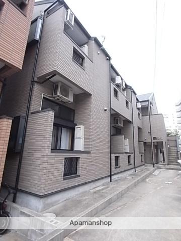 愛知県名古屋市昭和区、東別院駅徒歩10分の築11年 2階建の賃貸アパート
