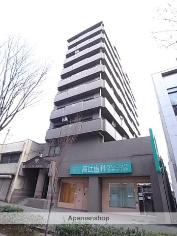 愛知県名古屋市昭和区、鶴舞駅徒歩22分の築19年 10階建の賃貸マンション