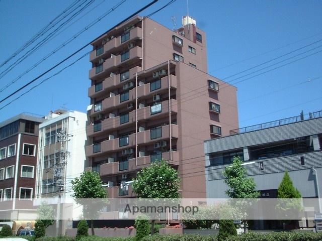 愛知県名古屋市昭和区、桜山駅徒歩14分の築20年 9階建の賃貸マンション