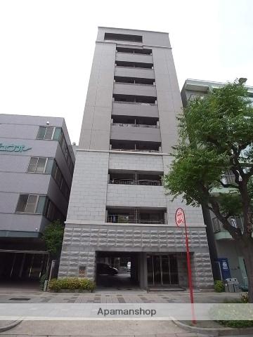 愛知県名古屋市中区、金山駅徒歩12分の築9年 10階建の賃貸マンション