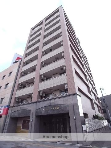 愛知県名古屋市熱田区、熱田駅徒歩7分の築9年 10階建の賃貸マンション