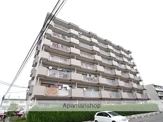 愛知県名古屋市中川区、荒子駅徒歩18分の築30年 7階建の賃貸マンション