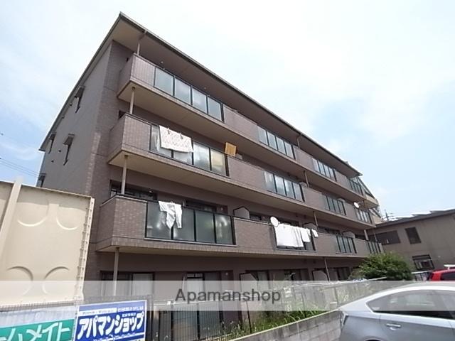 愛知県名古屋市中川区、荒子駅徒歩5分の築21年 4階建の賃貸マンション