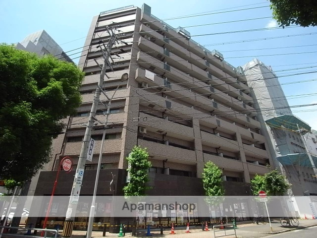 愛知県名古屋市中区、金山駅徒歩3分の築20年 11階建の賃貸マンション