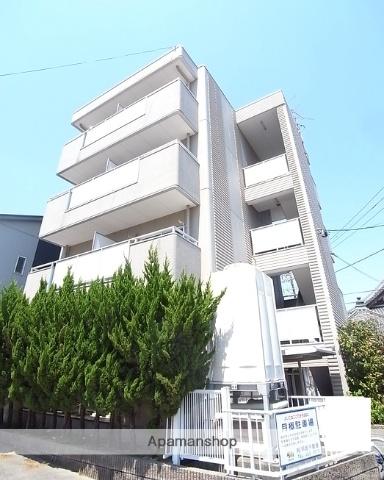 愛知県名古屋市中川区、荒子駅徒歩19分の築23年 4階建の賃貸マンション