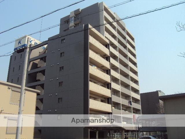 愛知県名古屋市中川区、荒子駅徒歩1分の築9年 7階建の賃貸マンション