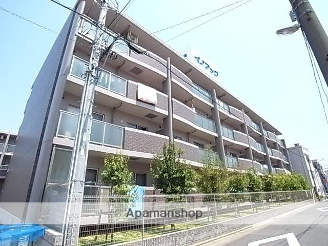 愛知県名古屋市熱田区、西高蔵駅徒歩20分の築10年 4階建の賃貸マンション