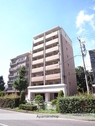 愛知県名古屋市中川区、小本駅徒歩17分の築9年 8階建の賃貸マンション