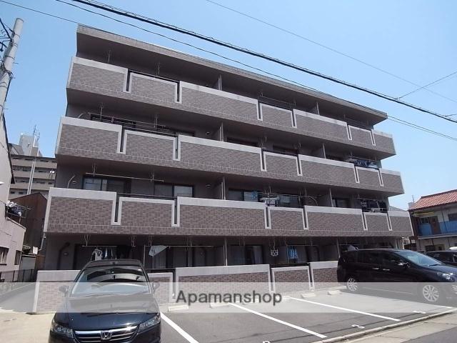愛知県名古屋市中川区、尾頭橋駅徒歩15分の築10年 4階建の賃貸マンション