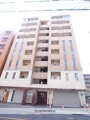 愛知県名古屋市中区、伏見駅徒歩11分の築8年 9階建の賃貸マンション