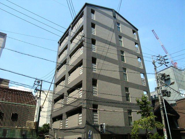 愛知県名古屋市東区、新栄町駅徒歩1分の築27年 7階建の賃貸マンション