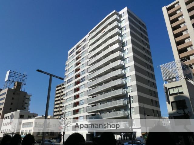 愛知県名古屋市東区、新栄町駅徒歩3分の築9年 14階建の賃貸マンション