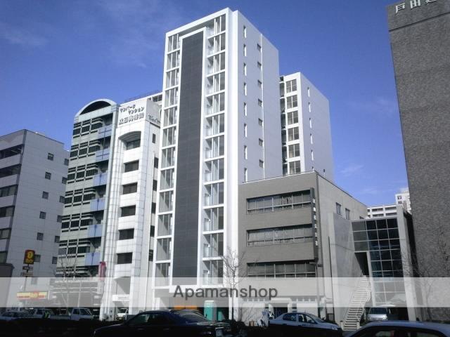 愛知県名古屋市東区、栄町駅徒歩6分の築10年 13階建の賃貸マンション