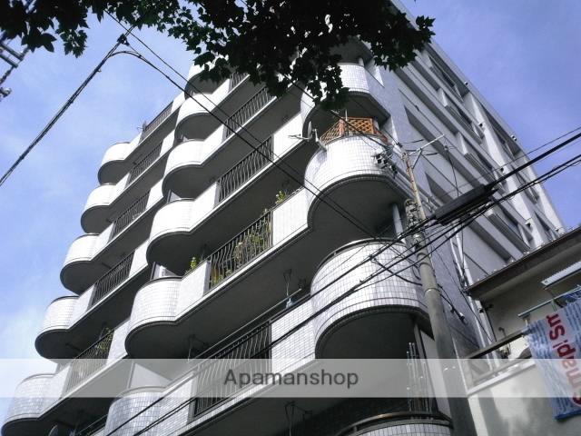 愛知県名古屋市東区、新栄町駅徒歩12分の築28年 8階建の賃貸マンション