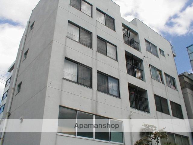 愛知県名古屋市東区、東大手駅徒歩17分の築42年 5階建の賃貸マンション
