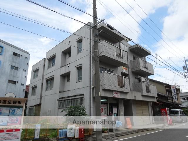 愛知県名古屋市東区、車道駅徒歩2分の築26年 3階建の賃貸マンション