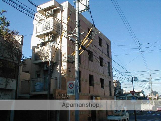 愛知県名古屋市東区、森下駅徒歩5分の築29年 4階建の賃貸マンション