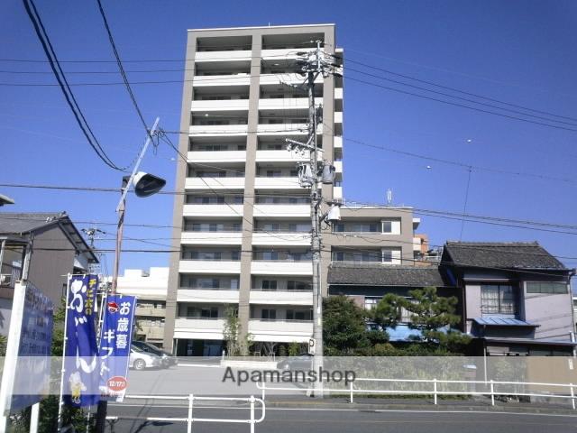 愛知県名古屋市東区、矢田駅徒歩16分の築9年 12階建の賃貸マンション