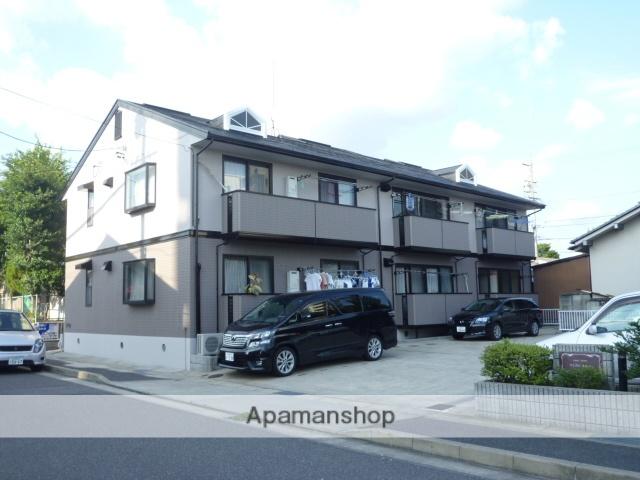 愛知県名古屋市守山区、大森・金城学院前駅徒歩2分の築23年 2階建の賃貸アパート