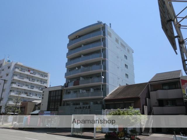 愛知県名古屋市東区、大曽根駅徒歩20分の築25年 8階建の賃貸マンション