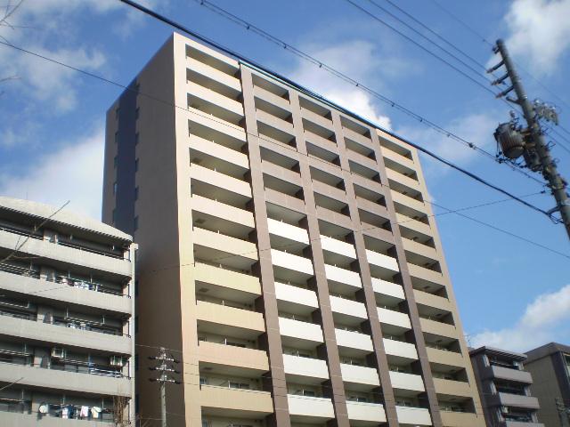 愛知県名古屋市北区、平安通駅徒歩9分の築10年 15階建の賃貸マンション