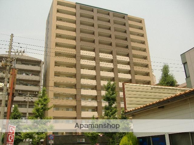 愛知県名古屋市北区、平安通駅徒歩9分の築9年 15階建の賃貸マンション