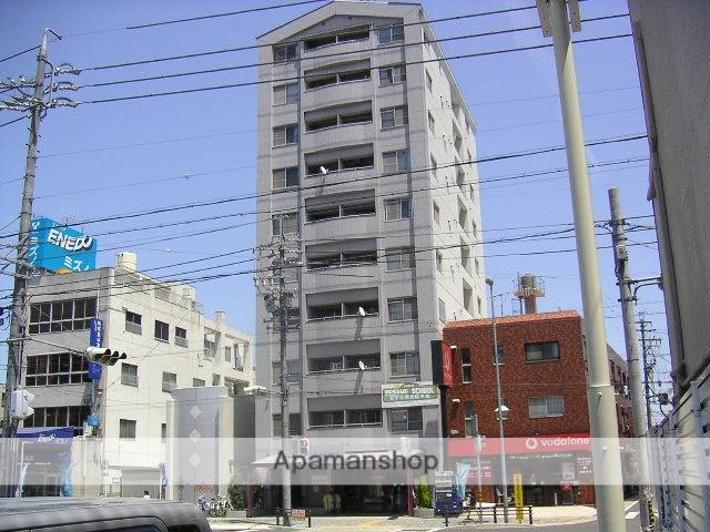 愛知県名古屋市北区、上飯田駅徒歩8分の築27年 10階建の賃貸マンション
