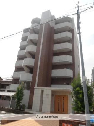 愛知県名古屋市北区、上飯田駅徒歩5分の築7年 7階建の賃貸マンション