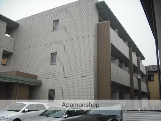愛知県名古屋市守山区、新守山駅徒歩13分の築8年 3階建の賃貸マンション