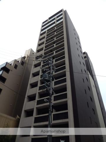 愛知県名古屋市東区、栄町駅徒歩5分の築9年 15階建の賃貸マンション