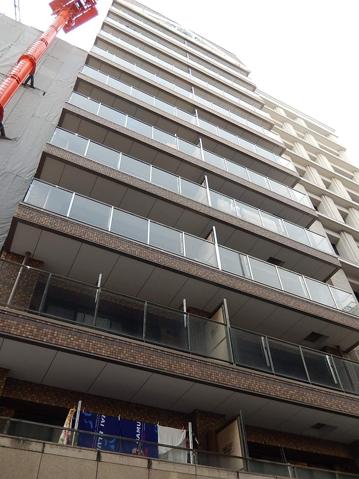 愛知県名古屋市東区、栄町駅徒歩10分の築13年 12階建の賃貸マンション