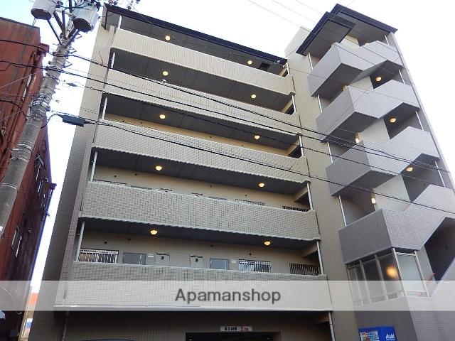 愛知県名古屋市北区、志賀本通駅徒歩21分の築10年 6階建の賃貸マンション