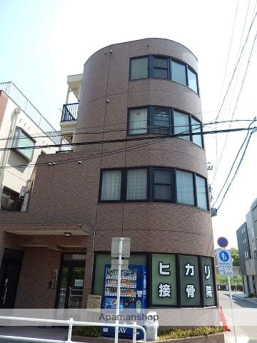 愛知県名古屋市東区、森下駅徒歩10分の築21年 4階建の賃貸マンション