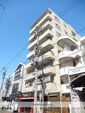 愛知県名古屋市東区、大曽根駅徒歩3分の築34年 8階建の賃貸マンション