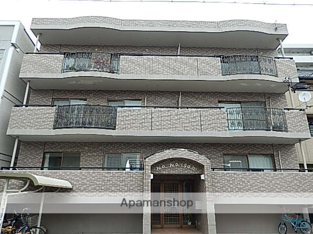 愛知県名古屋市東区、車道駅徒歩12分の築19年 3階建の賃貸マンション