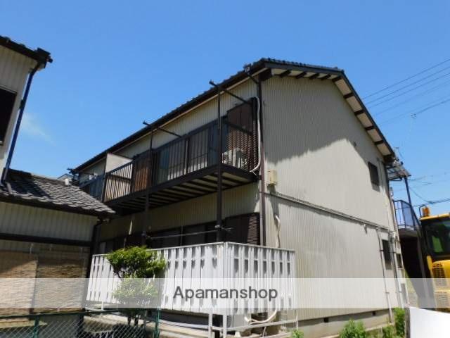 愛知県名古屋市東区、矢田駅徒歩10分の築25年 2階建の賃貸アパート